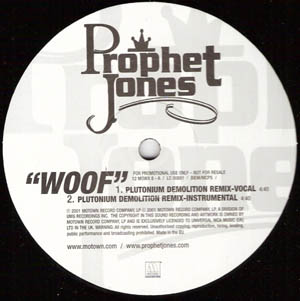 Prophet Jones - Woof