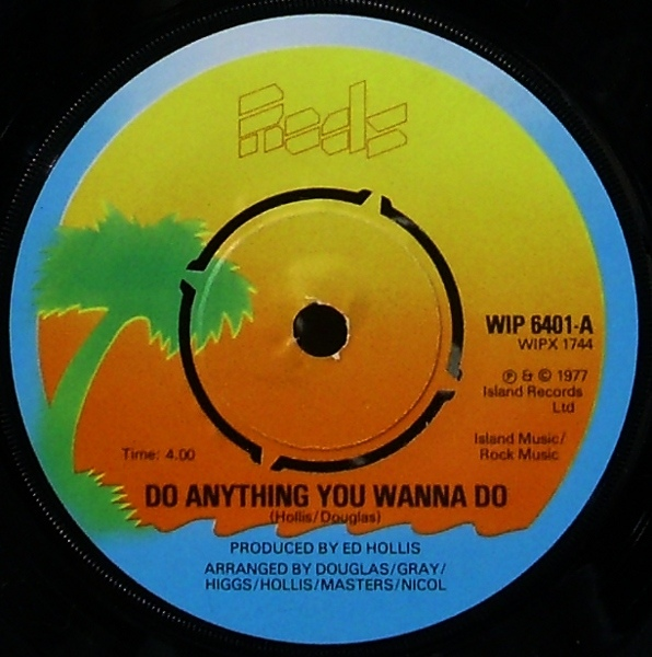 Rods - Do Anything You Wanna Do