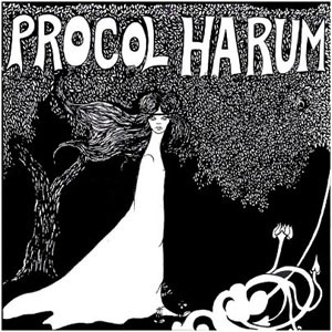 Procol Harum ? - A Whiter Shade Of Pale / A Salty Dog