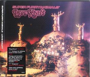 Super Furry Animals - Love Kraft (SACD)