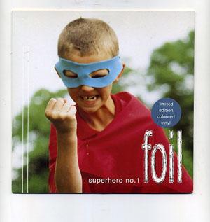 Foil - Superhero No. 1