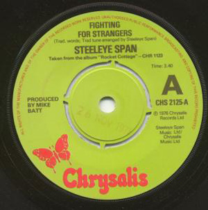 Steeleye Span - Fighting For Strangers
