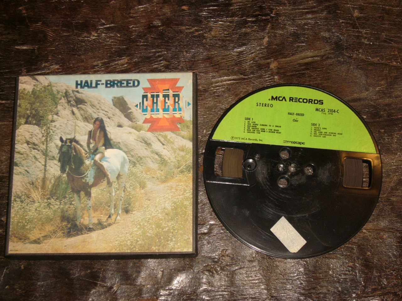 Cher - Half-Breed (Reel to Reel)