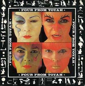Toyah - Four From Toyah