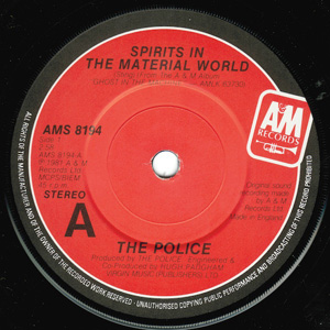 Police, The - Spirits In The Material World