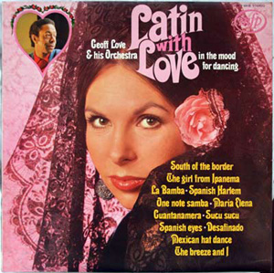 Geoff Love & His Orchestra - Latin With Love