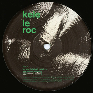 Kele Le Roc - My Love