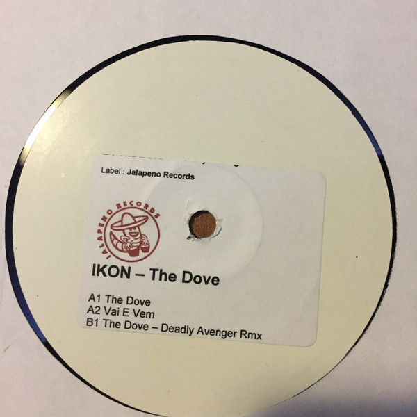 IKON - The Dove - 12 inch x 1