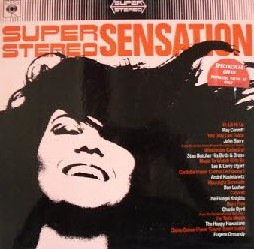 Various - SUPERSTEREO SENSATION