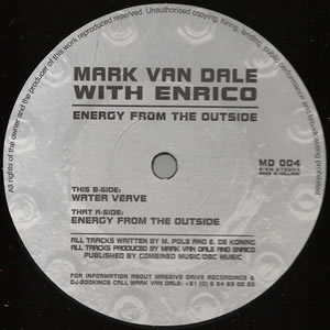 MARK VAN DALE WITH ENRICO - ENERGY FROM THE OUTSIDE