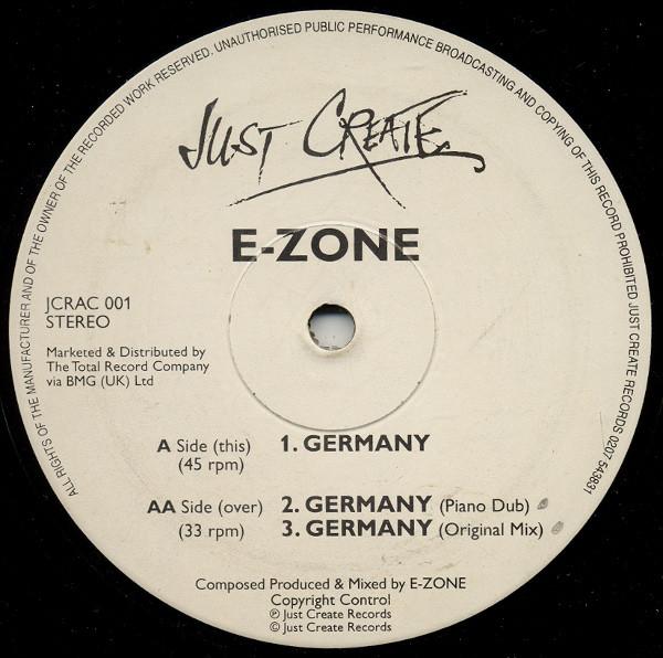 E-ZONE - GERMANY