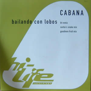 CABANA - BAILANDO CON LOBOS