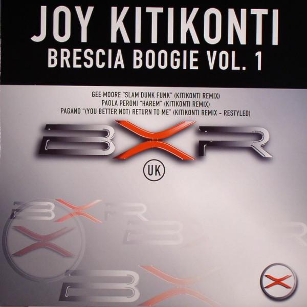 JOY KITIKONTI - BRESCIA BOOGIE VOL. 1
