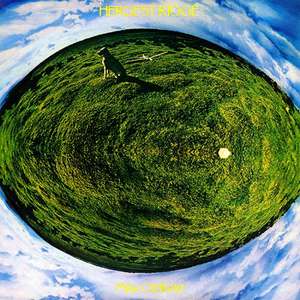 MIKE OLDFIELD - Hergest Ridge - 12 inch x 1