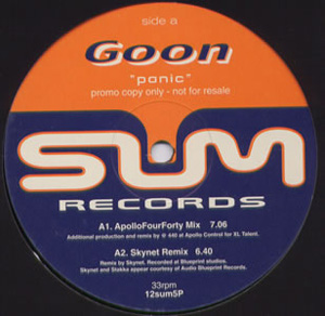 Goon - Panic