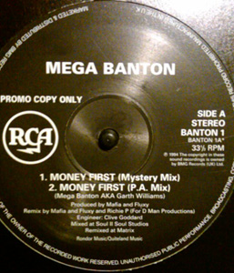 Mega Banton - Money First