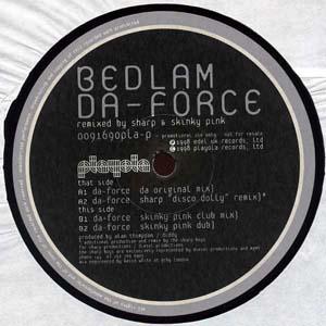 Bedlam - Da Force