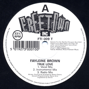 Fayleine Brown - True Love