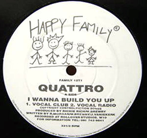 Quattro - I Wanna Build You Up
