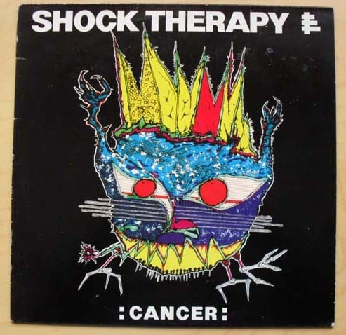 SHOCK THERAPY - Cancer - 33T