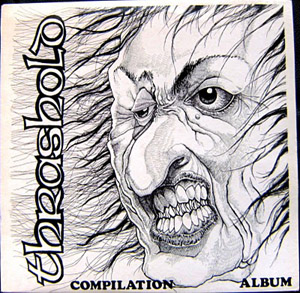 Various - Thrashold - Compilation Album