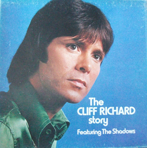 Cliff Richard Featuring Shadows, The - The Cliff Richard Story