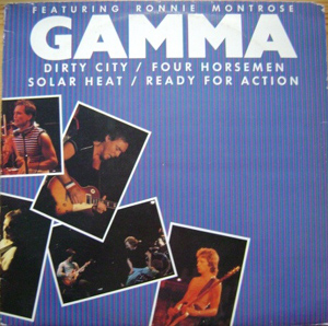 Gamma - Dirty City