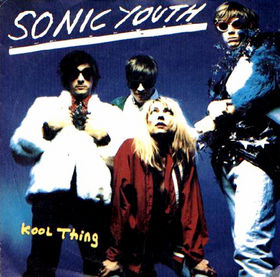Sonic Youth - Kool Thing LP