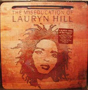 Lauryn Hill - The Miseducation Of Lauryn Hill  (Minidisc)