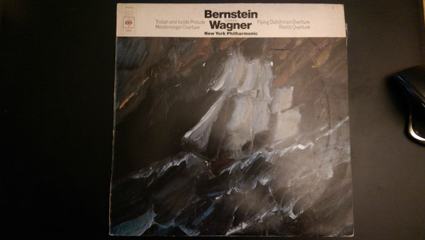Wagner - Bernstein - NY Phil. Orch. - Tristan/Isolde - Meistersinger - Flying Dutchman
