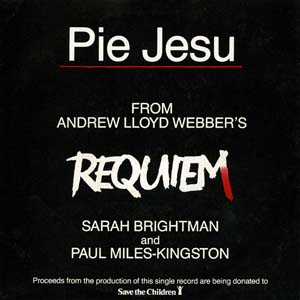 Sarah Brightman & Paul Miles-Kingston - Pie Jesu