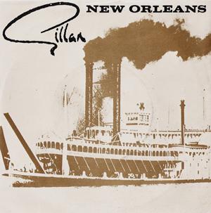 Gillan - New Orleans