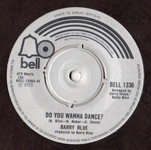 Barry Blue - Do You Wanna Dance?