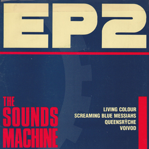 Various - The Sounds Machine EP 2