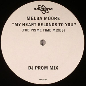 Melba Moore - My Heart Belongs To You (The Prime Time Mixes)