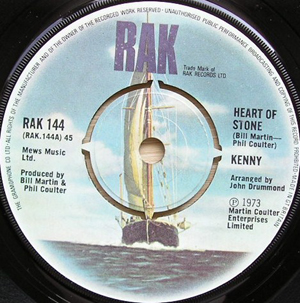 Kenny - Heart Of Stone
