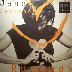 JANET JACKSON - RUNAWAY / WHEN I THINK OF YOU