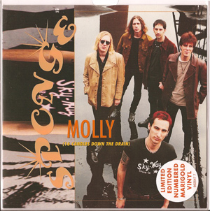 Sponge - Molly (16 Candles Down The Drain)