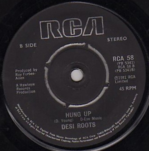 Sugar Minott / Desi Roots - Good Thing Going / Hung Up