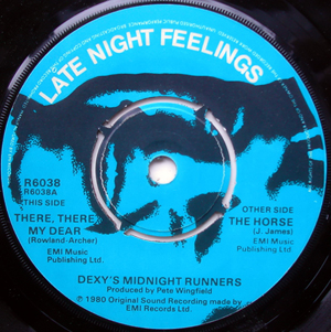Dexys Midnight Runners - There, There My Dear