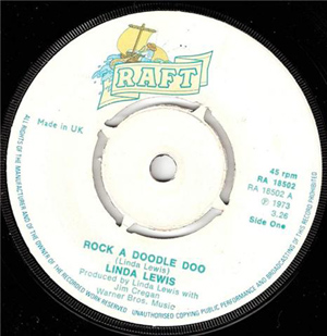 Linda Lewis - Rock A Doodle Doo / Reach For The Truth