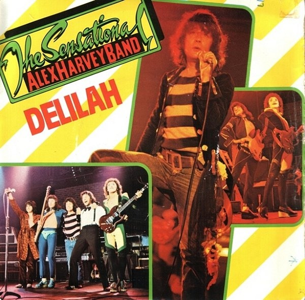 Sensational Alex Harvey Band, The - Delilah