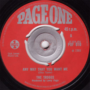 Troggs, The - Any Way That You Want Me