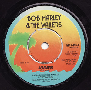 Bob Marley & The Wailers ? - Jamming / Punky Reggae Party