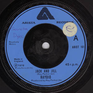 Raydio - Jack And Jill