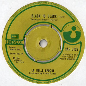 La Belle Epoque - Black Is Black