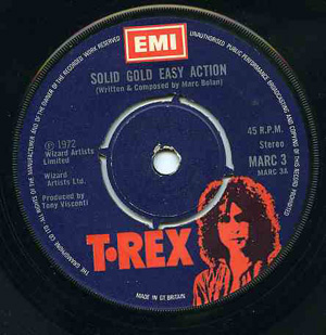T. Rex ? - Solid Gold Easy Action