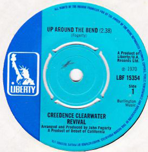 Creedence Clearwater Revival ? - Up Around The Bend