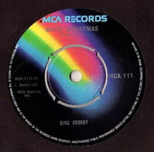 Bing Crosby - White Christmas / God Rest Ye Merry Gentlemen