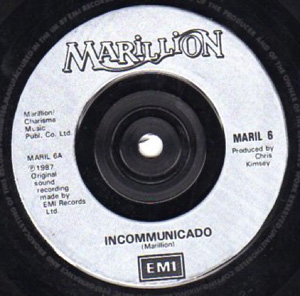Marillion - Incommunicado